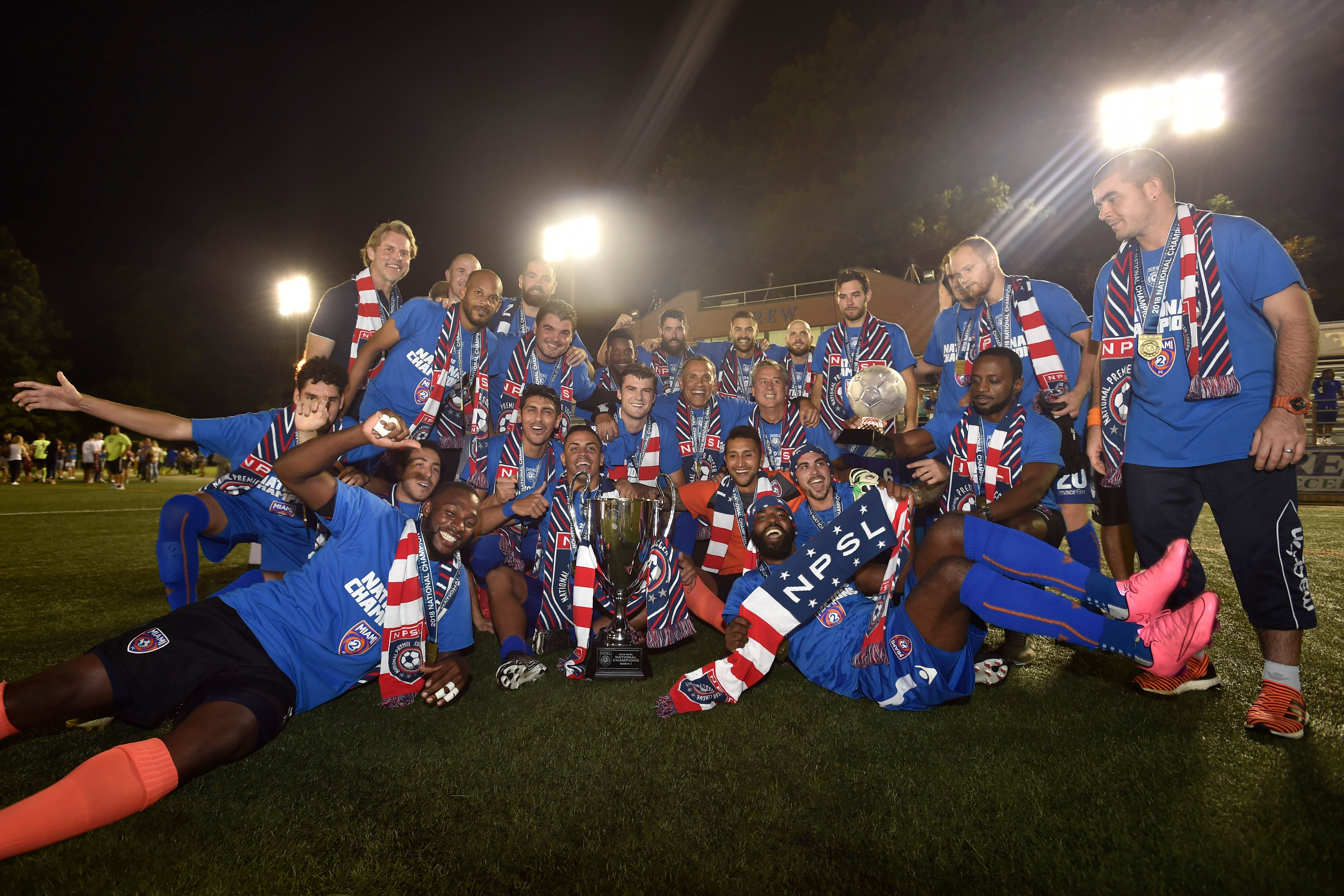 Recap The Miami Fc 2 Crowned National Champions Miami Fc