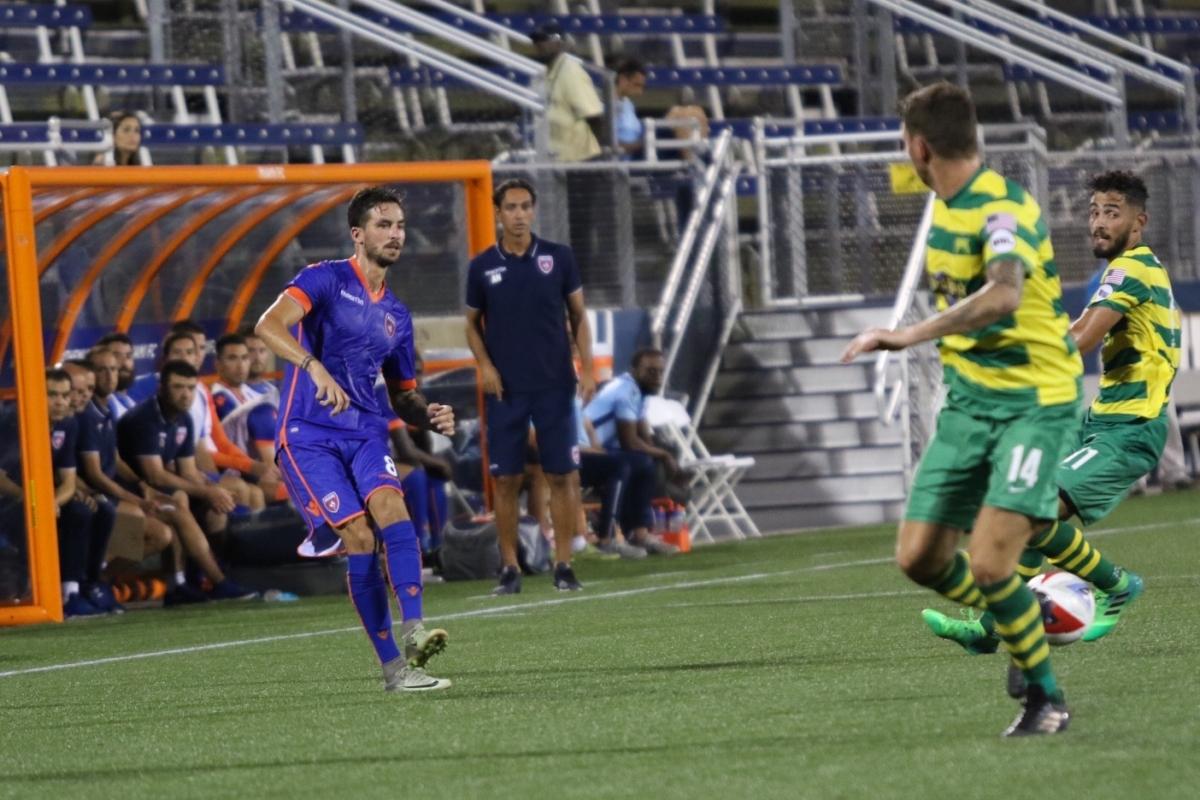 MIAMI FC VS