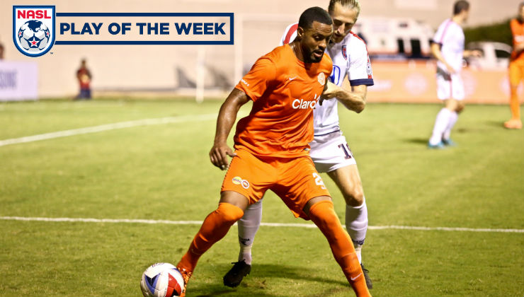 Play of the week h ctor ramos scores in puerto rico fc - Hector ramos ...