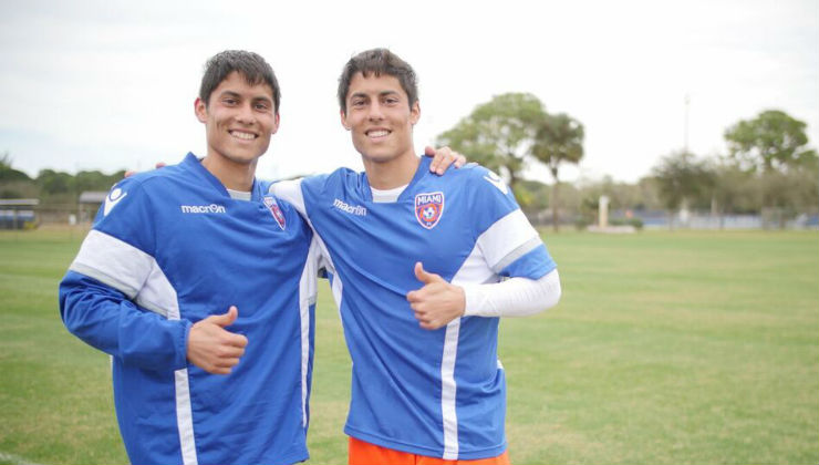 Starting Professional Careers Together Is A 'Dream' For Rezende