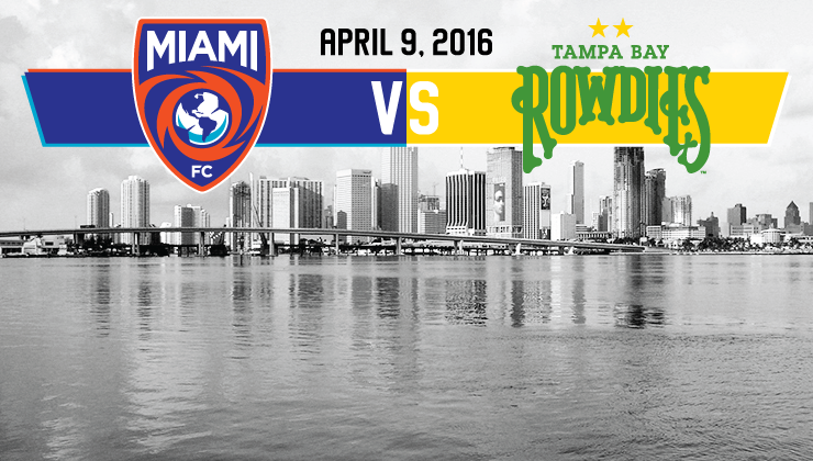 Another Florida Rivalry Gets Underway When Tampa Bay Visits Miami Nasl