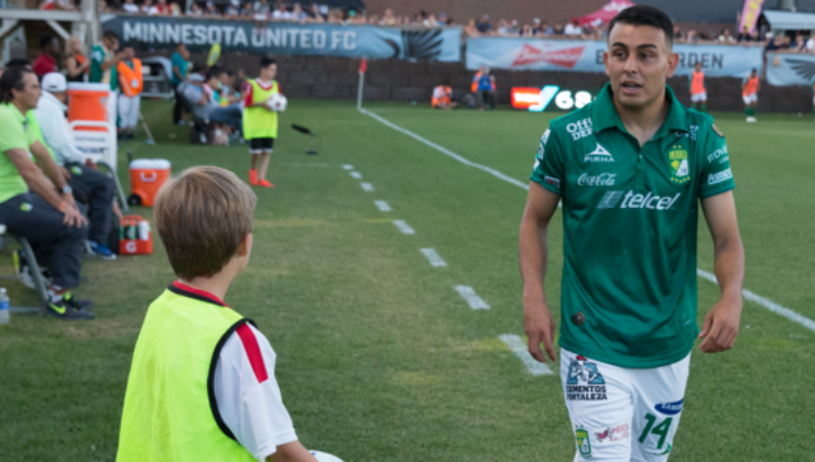 official photos dde50 5f169 Minnesota To Host Club León In Summer Friendly At Target ...
