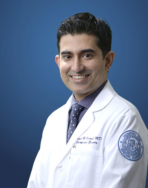 Danyal H  Nawabi, MD, FRCS(Orth) | New York Cosmos