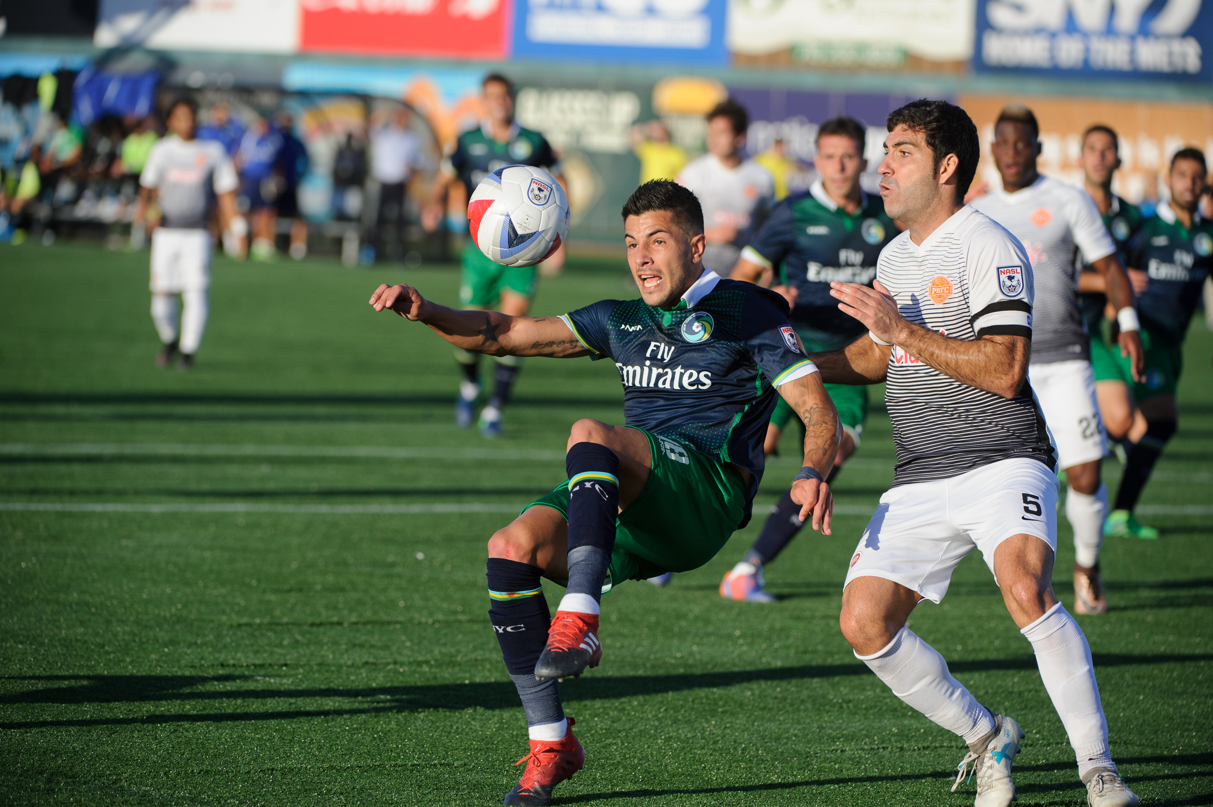 Match Preview: Mendes Plays Final Home Game as Cosmos Host PRFC