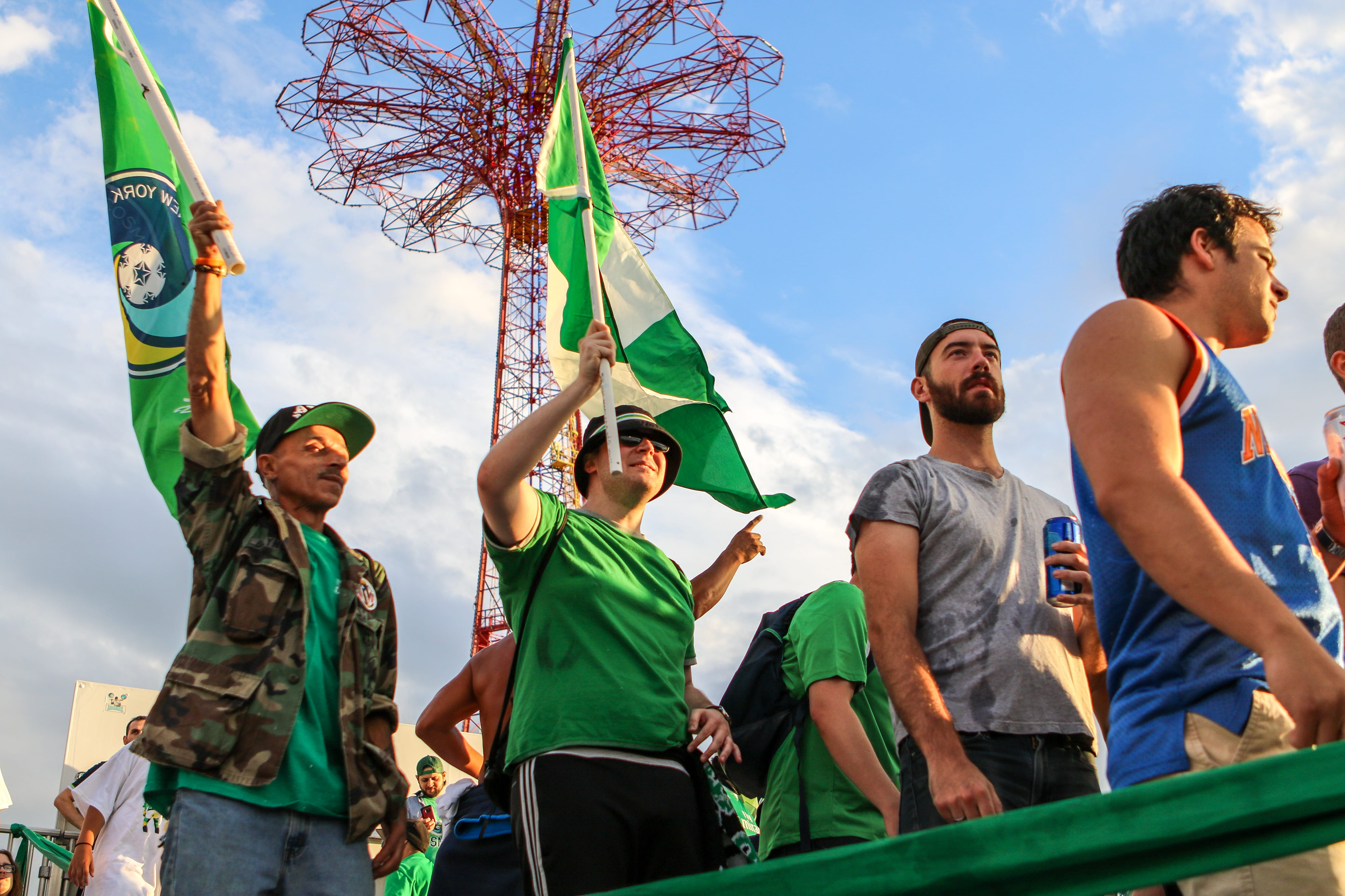 Match Day Memories: Fans Look Back on Their First New York Cosmos Games - New York CosmosMatch Day Memories: Fans Look Back on Their First New York Cosmos Games - 웹