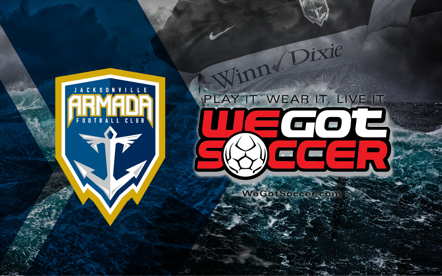 d7b1ae472 WeGotSoccer to Open New Retail Store in Jacksonville With Exclusive Armada  FC Pro Shop